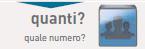 Quanti? quale numero?