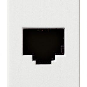 14320 - Presa RJ11 6/4 bianco