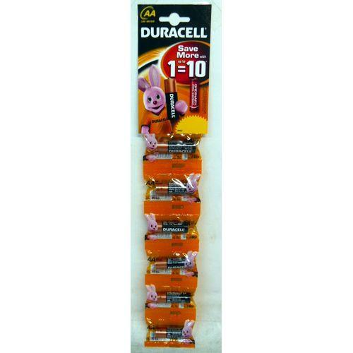 DURACELL PILE STILO LR6 PZ.6