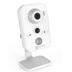 """VIDEOCAMERA WI-FI EZVIZ C2CUBE 1280X720P 25FPS H264 1/3""""HD CMOS-MEM.MICRO SD(NON INCL.)-FUNZ.PARLA & ASCOLTA ATTIVAB"""