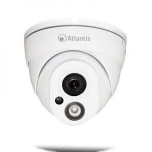 "VIDEOCAMERA IP ATLANTIS A11-820A-DP BIANCA-2MPIXEL SUPP.POE-DOME SENS.SONY 1/2.8""CMOS- 1920X1080 DOPPIO STR.-OTTICA FISSA IR CUT"