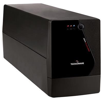 Ups Tecnoware Era Plus 1600 -fgcerapl1600- 1600va/1120watt +stabilizzatore +usb (sw Scaric. Da Web)