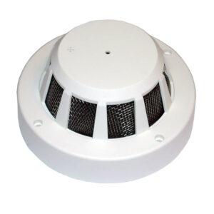 Tel. sensore fumo 5MP AHD/C-TVI/CVBS audio