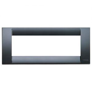 Vimar Idea Placca Classica 6M grigio grafite - 16746.15