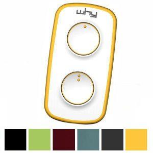 Radiocomando Multif.why Evo Mini Pure Yellow  Sice
